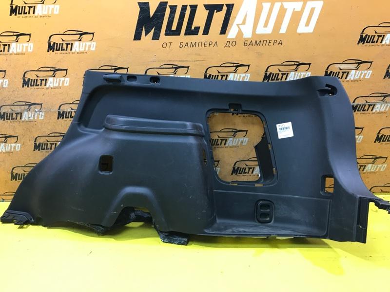 Обшивка багажника Mitsubishi Outlander 3 2012 задняя правая