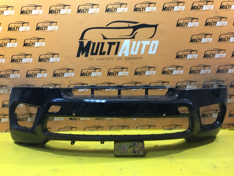 Бампер Bmw X5 E70 2010 передний