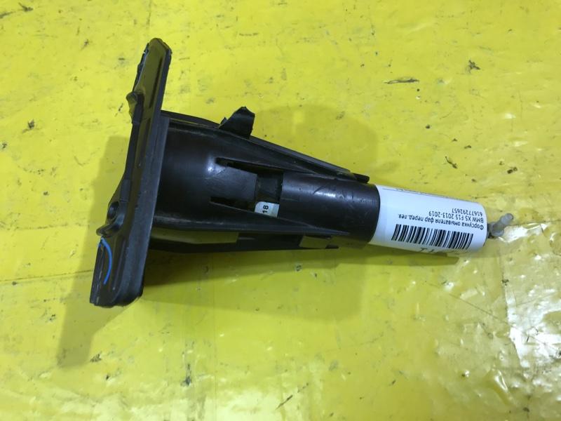 Форсунка омывателя фар Bmw X5 F15 2013 передняя левая