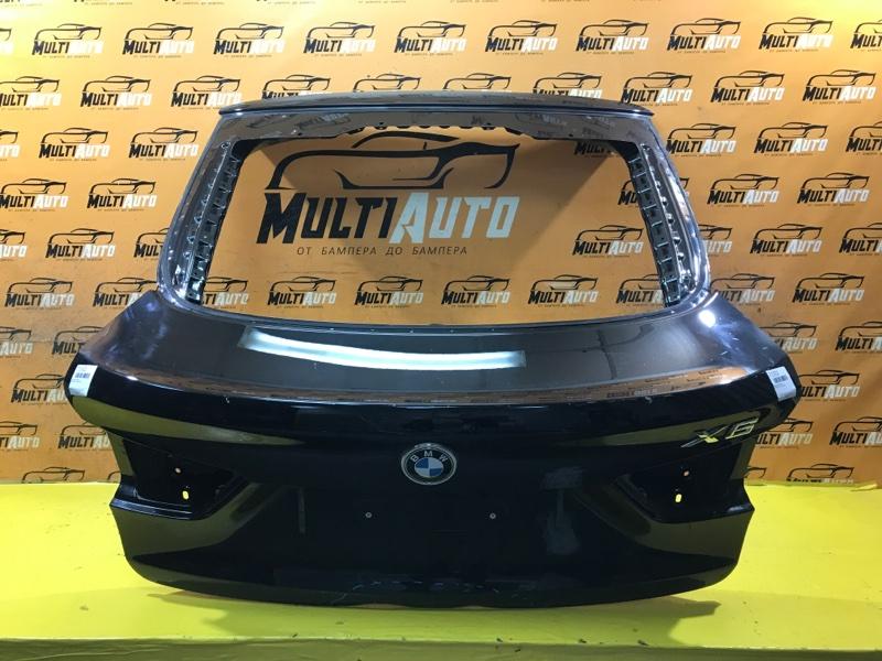 Крышка багажника Bmw X6 F16 2014