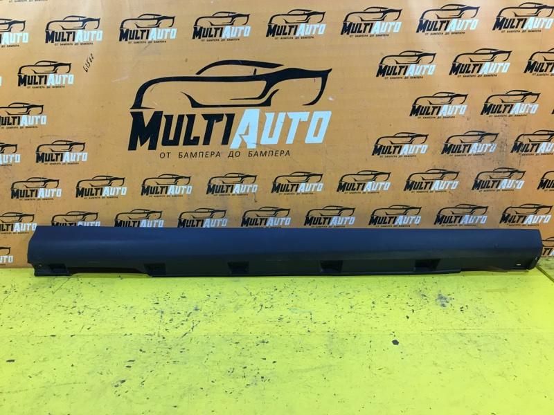 Накладка порога Ford Focus 3 2011 правая