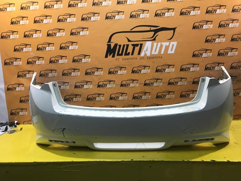 Бампер Honda Accord 8 2011 задний