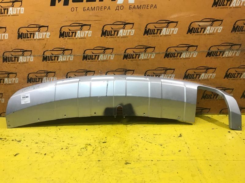 Накладка бампера Haval H6 1 2014 задняя