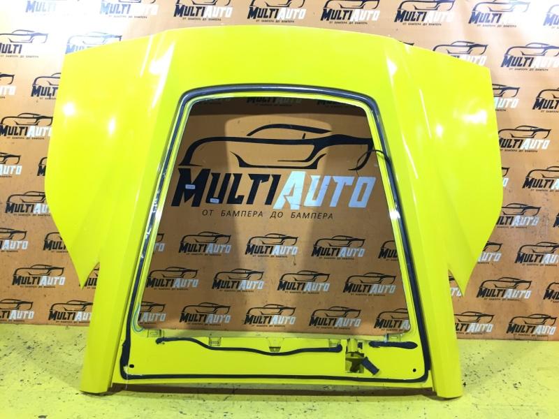 Крышка багажника Chevrolet Corvette C7 2016