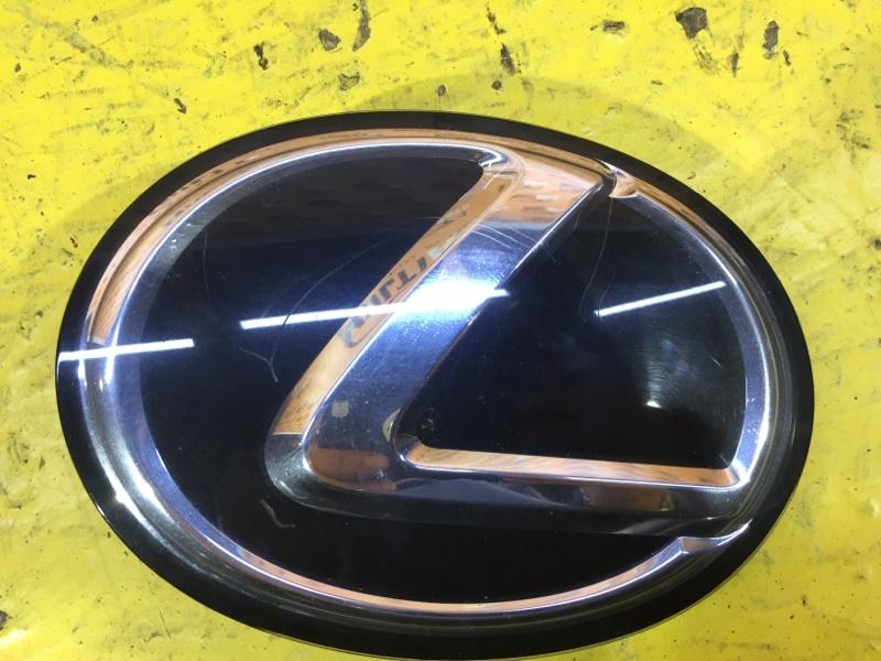 Эмблема решетки радиатора Lexus Rx 4 2015