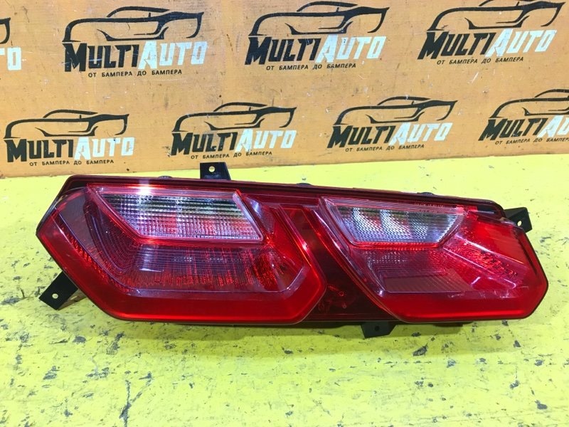 Фонарь Chevrolet Corvette C7 2016 задний левый