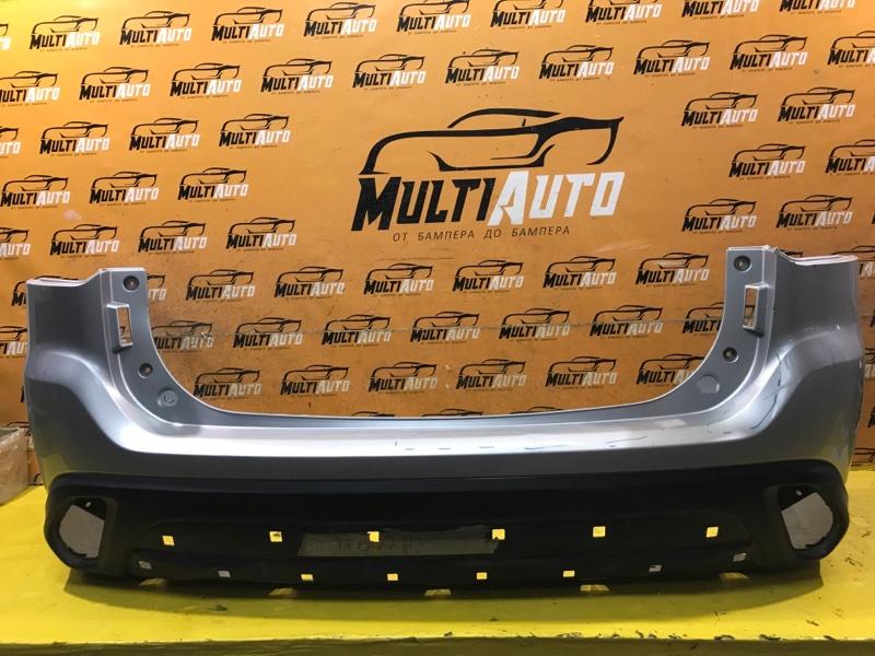 Бампер Mitsubishi Outlander 3 2018 задний