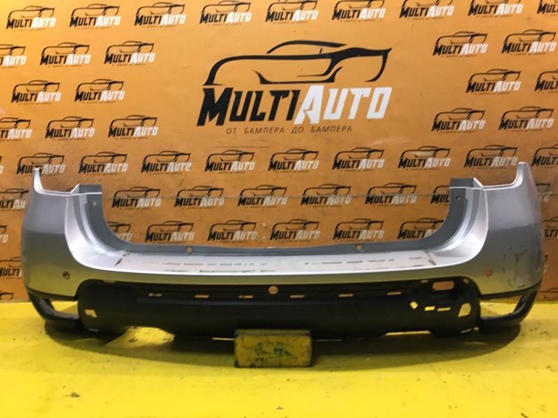 Бампер Renault Duster 1 2015 задний
