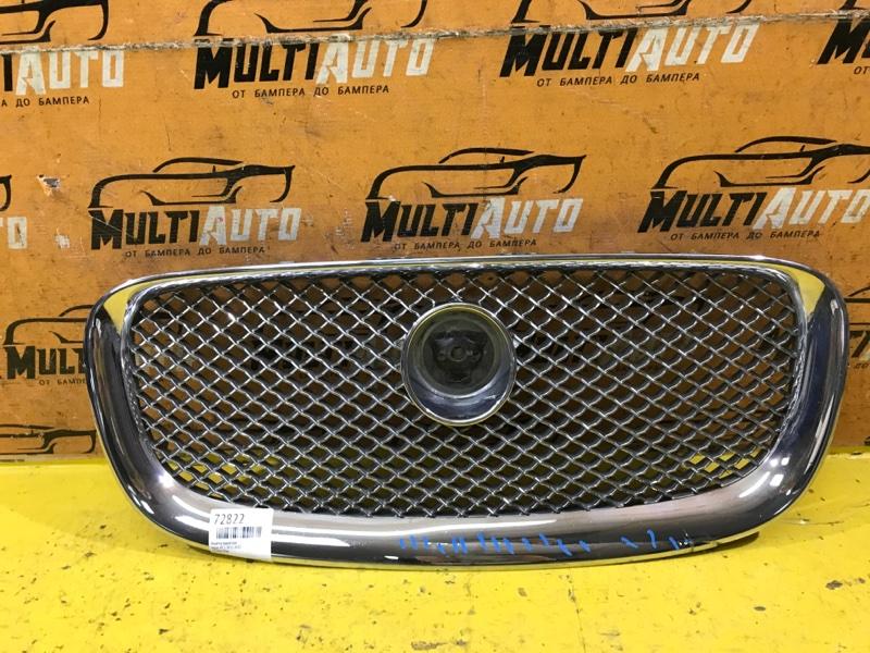 Решетка радиатора Jaguar Xf 1 2011