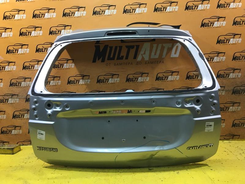 Крышка багажника Mitsubishi Outlander 3 2015