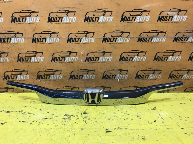 Накладка крышки багажника Honda Cr-V 4 2014