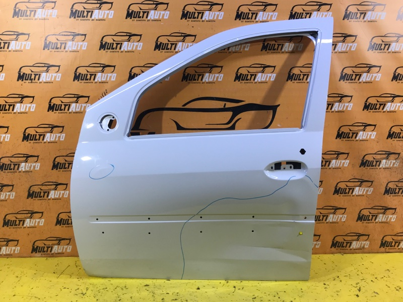 Дверь Lada Largus 1 2012 передняя левая