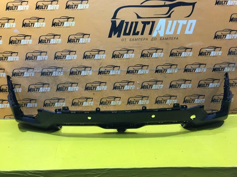 Юбка бампера Hyundai Creta 1 2016 задняя