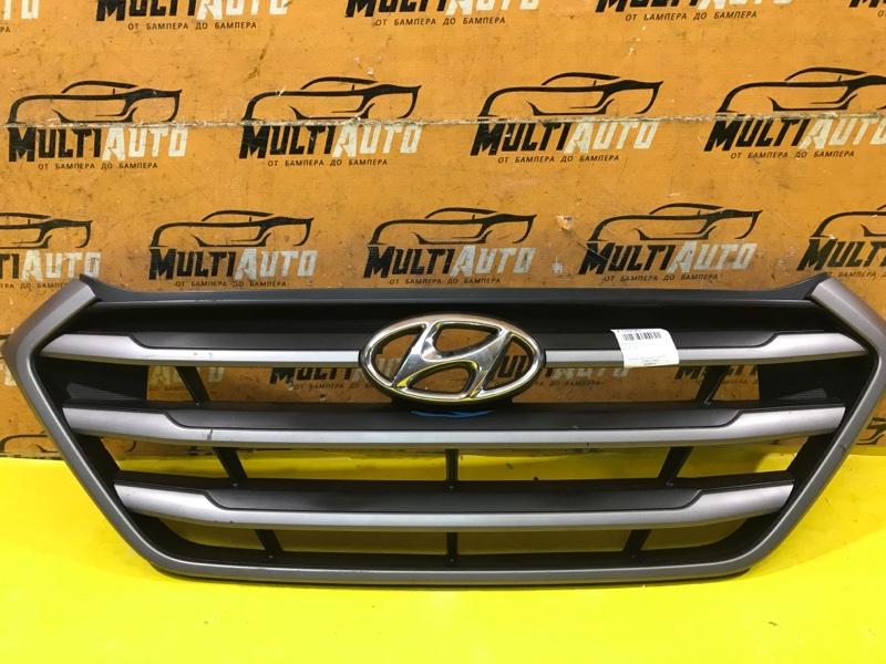 Решетка радиатора Hyundai Tucson 3 2015