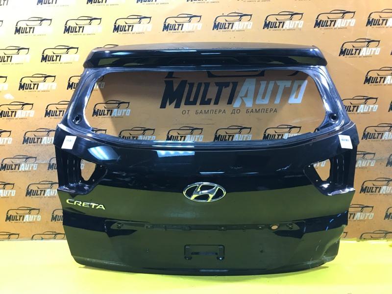 Крышка багажника Hyundai Creta 1 2016