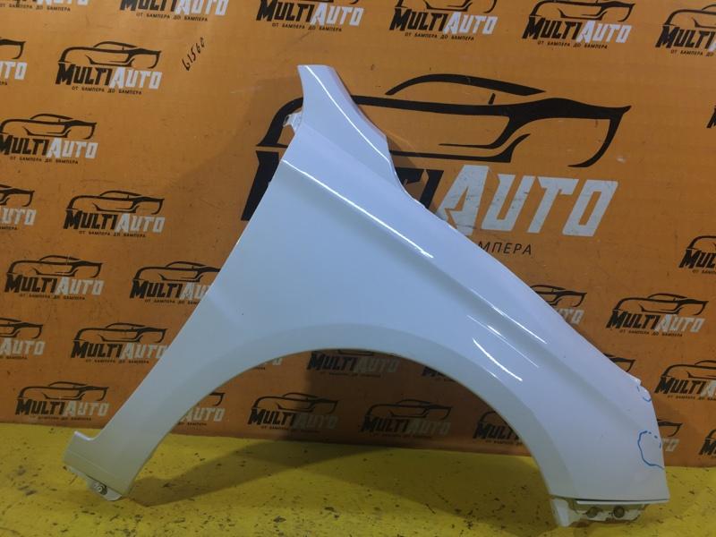Крыло Lada Vesta 1 2015 переднее правое