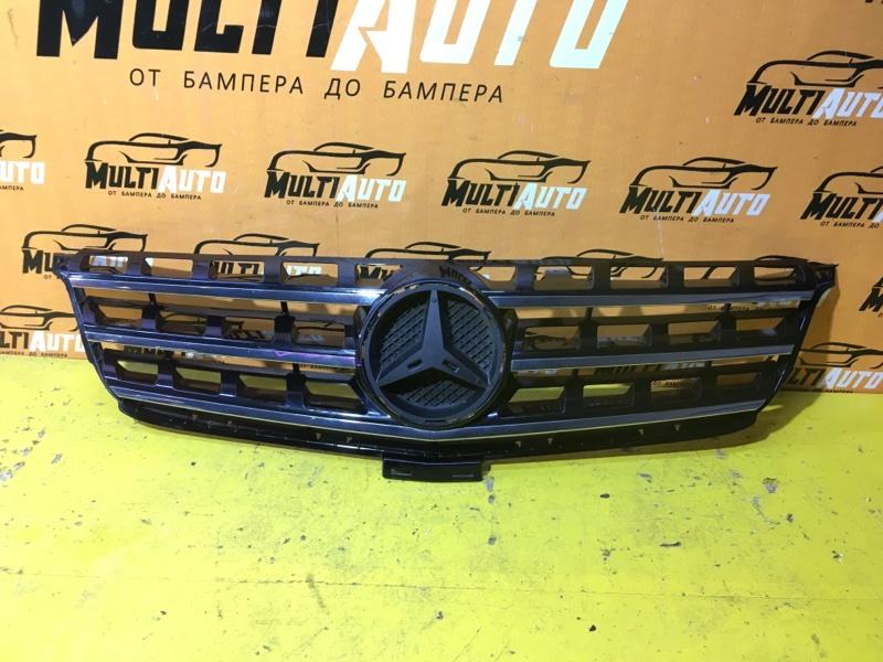 Решетка радиатора Mercedes Ml W166 2011