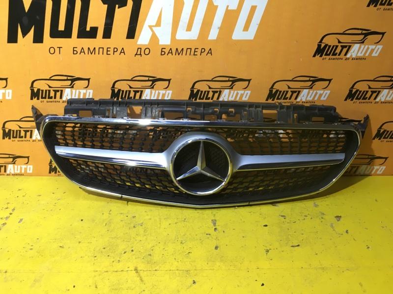 Решетка радиатора Mercedes E-Classe C238 2016
