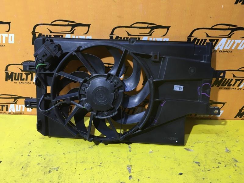 Диффузор радиатора Lada Granta 1 2015