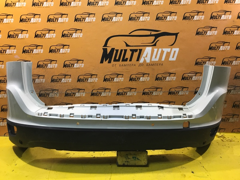 Бампер Volvo Xc60 1 2008 задний