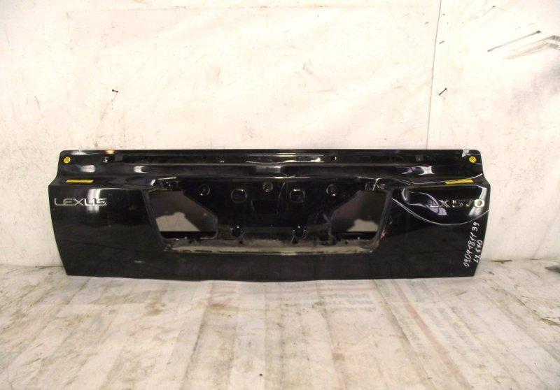 Дверь багажника Lexus Lx 3 2007 задняя нижняя