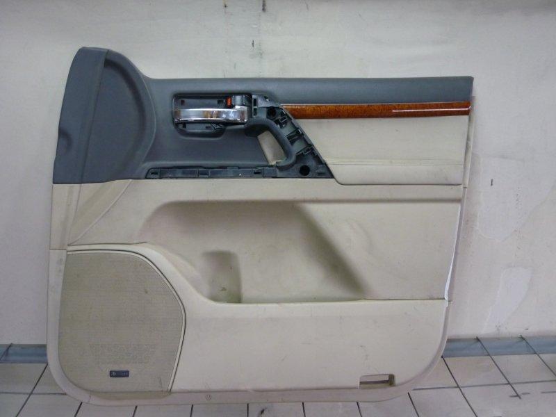 Обшивка двери Toyota Land Cruiser 200 2007 передняя правая
