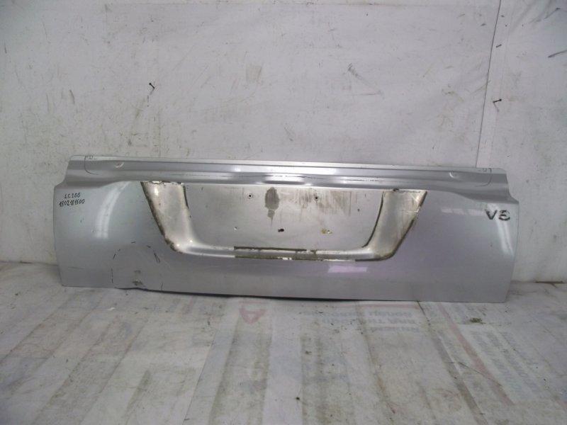 Дверь багажника Toyota Land Cruiser 200 2007 задняя нижняя