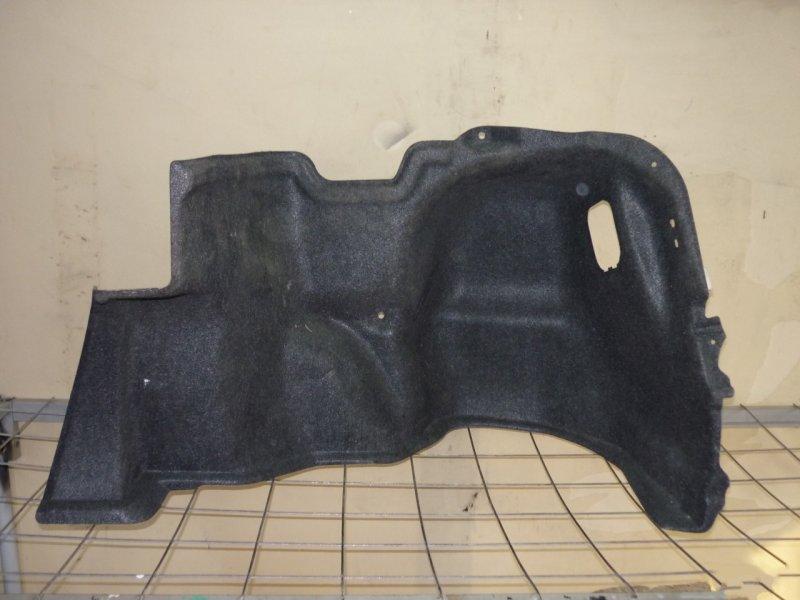 Обшивка багажника Toyota Camry 50 2011 правая