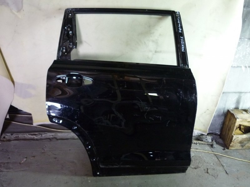 Дверь Toyota Highlander 3 50 2013 задняя правая