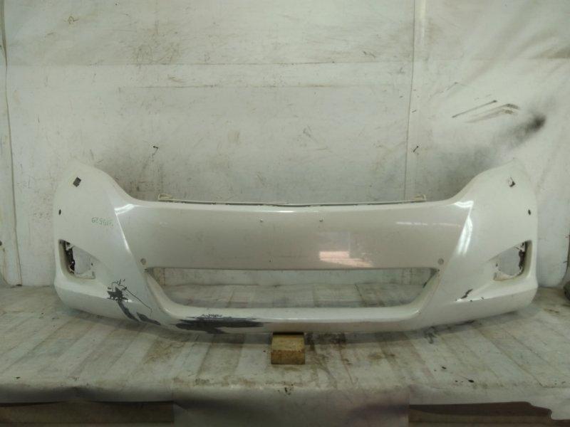 Бампер Toyota Venza 1 2009 передний