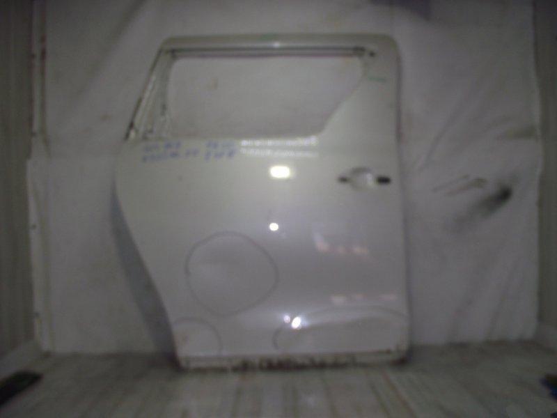 Дверь Toyota Alphard 2 2008 задняя правая