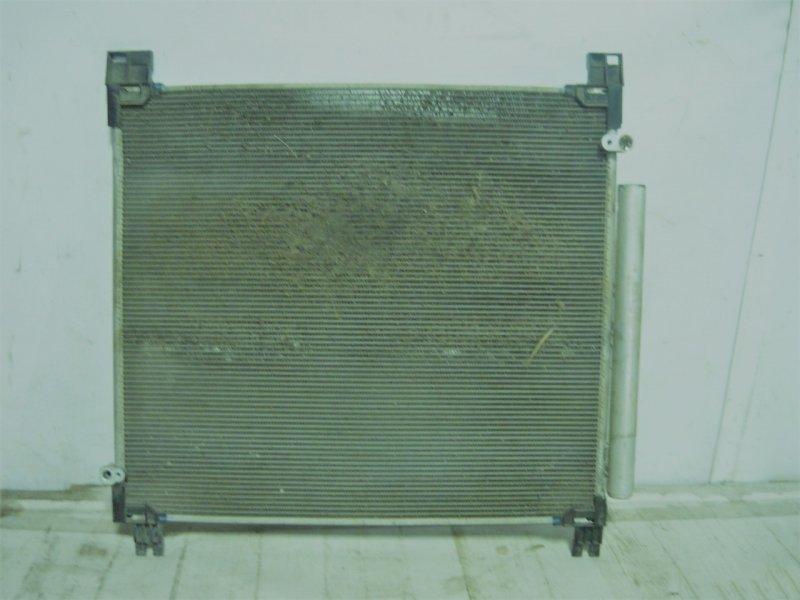 Радиатор кондиционера Toyota Hilux 8 2015
