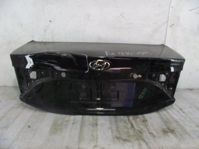 Крышка багажника Hyundai Grandeur 5 2011