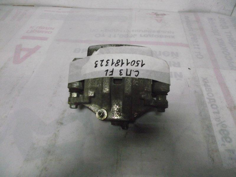 Суппорт тормозной Hyundai Ix35 1 2010 передний левый