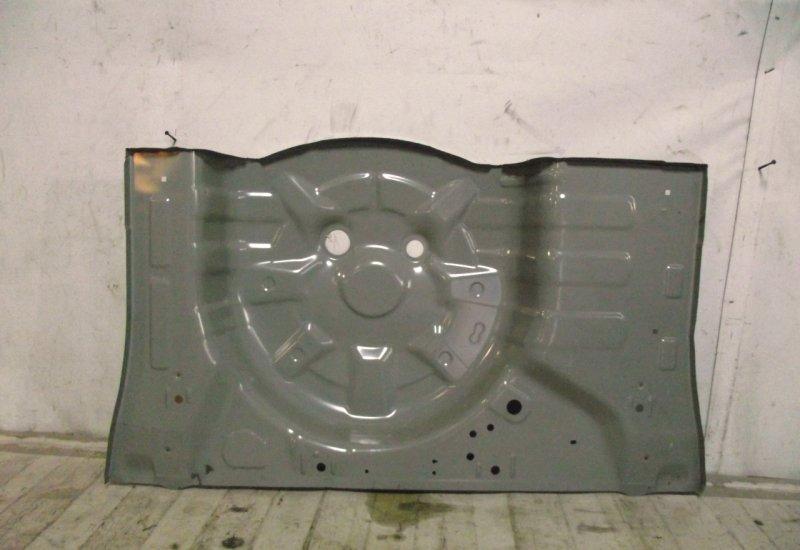 Пол багажника Kia Picanto 2 2011