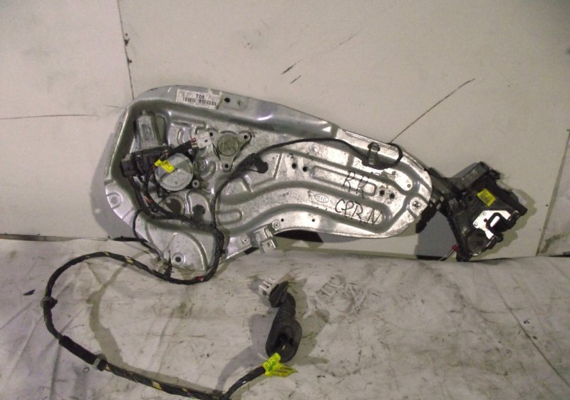 Стеклоподъемник Kia Cerato 2 2009 задний правый