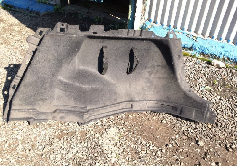 Обшивка багажника Kia Ceed 2 2012 задняя правая