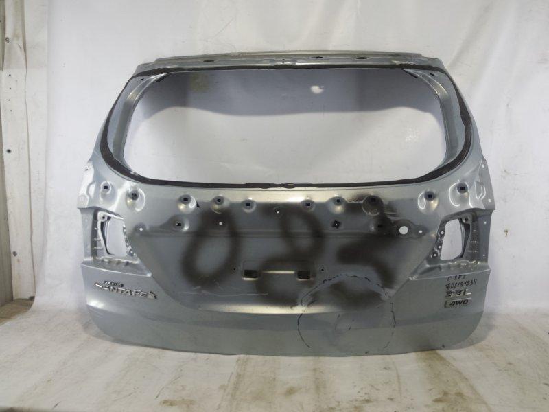 Крышка багажника Hyundai Grand Santa Fe 3 2012