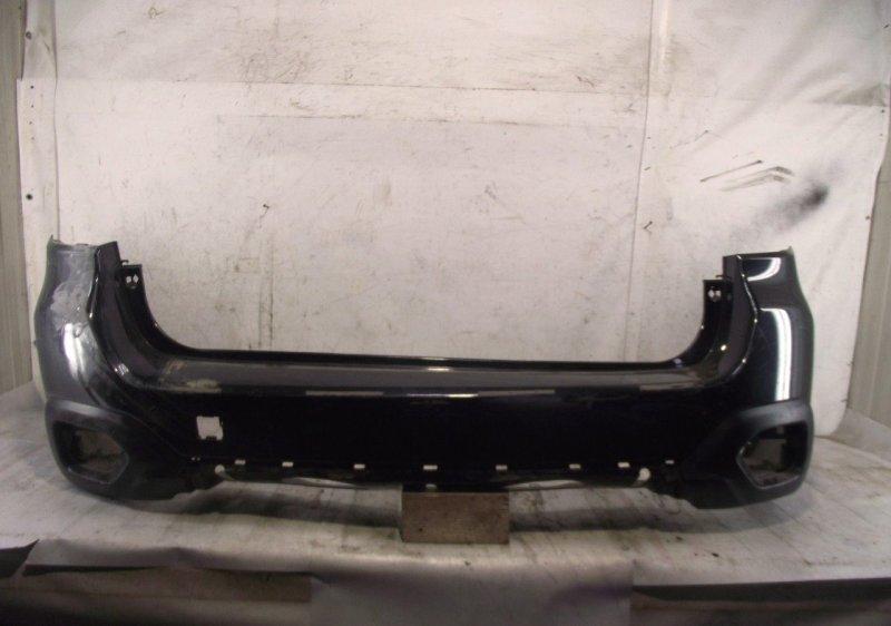 Бампер Subaru Legasy 6 2014 задний