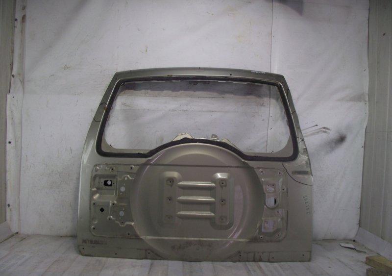 Крышка багажника Mitsubishi Pajero 4 2014