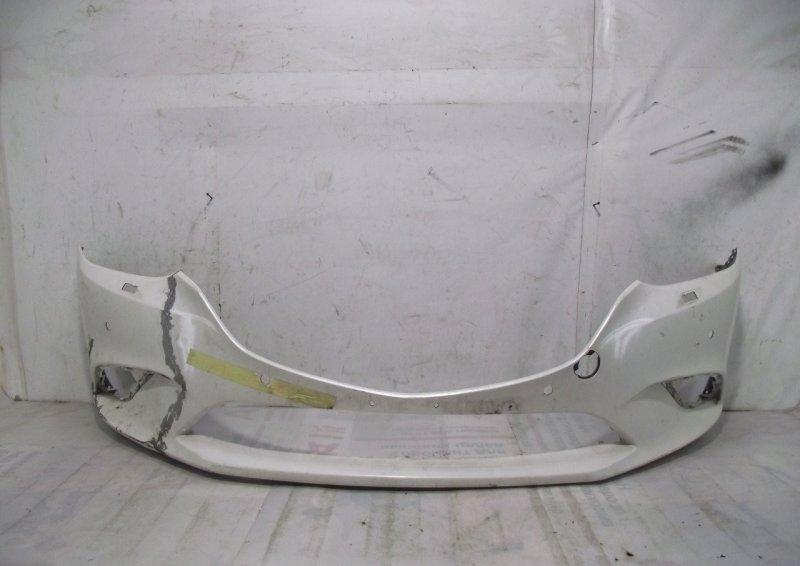 Бампер Mazda 6 GJ 2012 передний