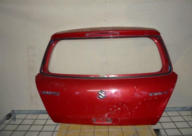 Крышка багажника Suzuki Swift 3 2004