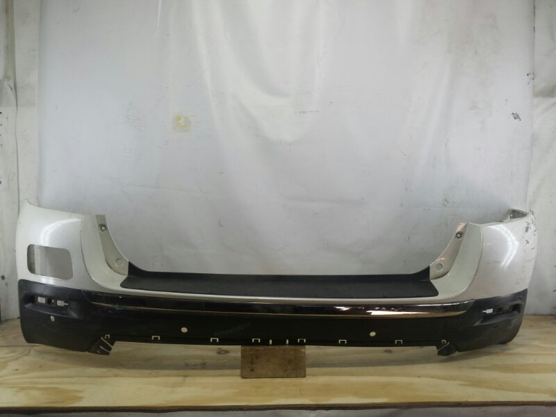 Бампер Toyota Highlander 2 40 2010 задний