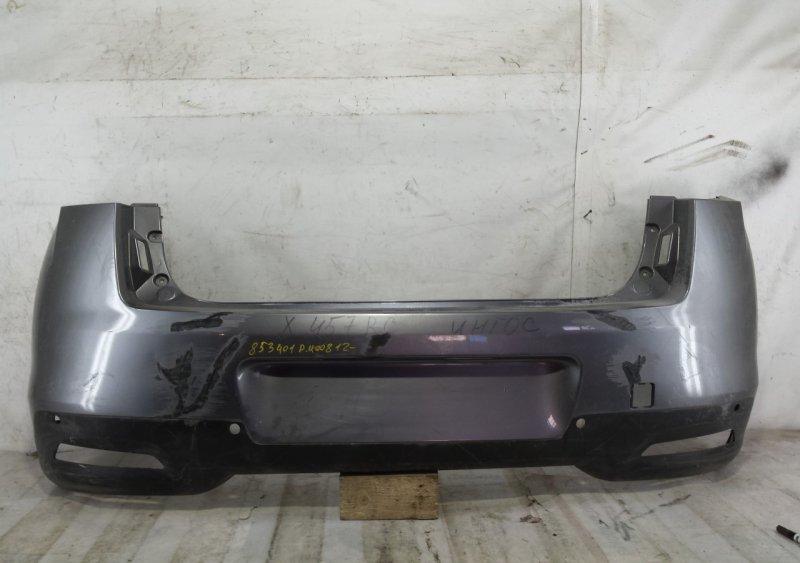 Бампер Peugeot 4008 1 2012 задний