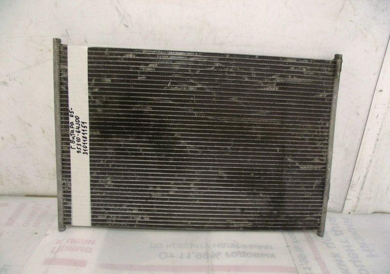 Радиатор кондиционера Suzuki Grand Vitara 3 2005