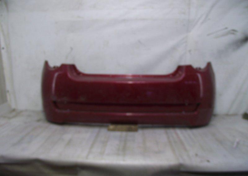 Бампер Chevrolet Aveo T255 2009 задний