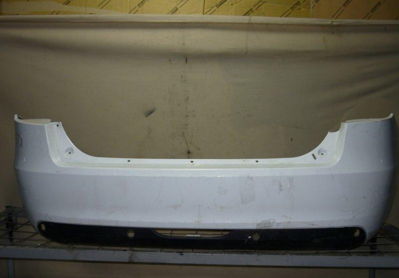 Бампер Lada Ваз Vesta 1 2015 задний