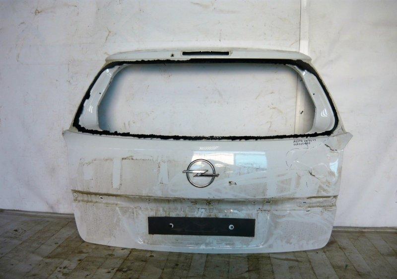 Крышка багажника Opel Astra H 2006
