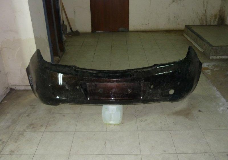 Бампер Opel Insignia 2008 задний