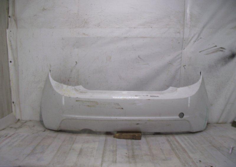 Бампер Chevrolet Aveo 2 T300 2011 задний